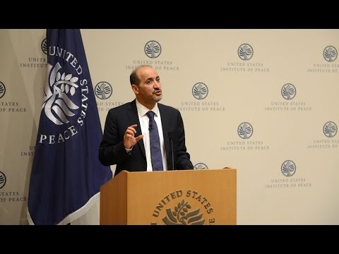 (English) The Future of the Syrian Revolution: President Ahmad Jarba's First Washington Address