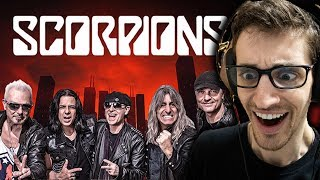 "Hip-hop Head's First Time Hearing Scorpions: ""wind Of Change"" Reaction"