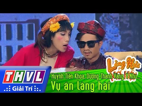 THVL | Làng hài mở hội - Tập 25: Vụ án làng hài - Huỳnh Tiến Khoa, Dương Thanh Vàng, Y Nhu...