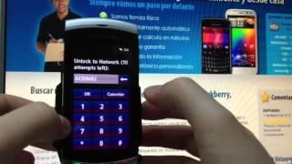 Liberar Sony Ericsson Vivaz U5i Mediante Código Imei