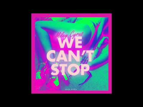 Miley Cyrus - We Cant Stop (Fast Version)