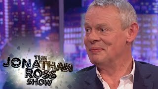 Sigourney Weaver Is A Fan Of Martin Clunes - The Jonathan Ross Show