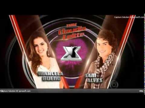 Sam Alves e Marcela Bueno - A Thousand Years - The Voice Brasil