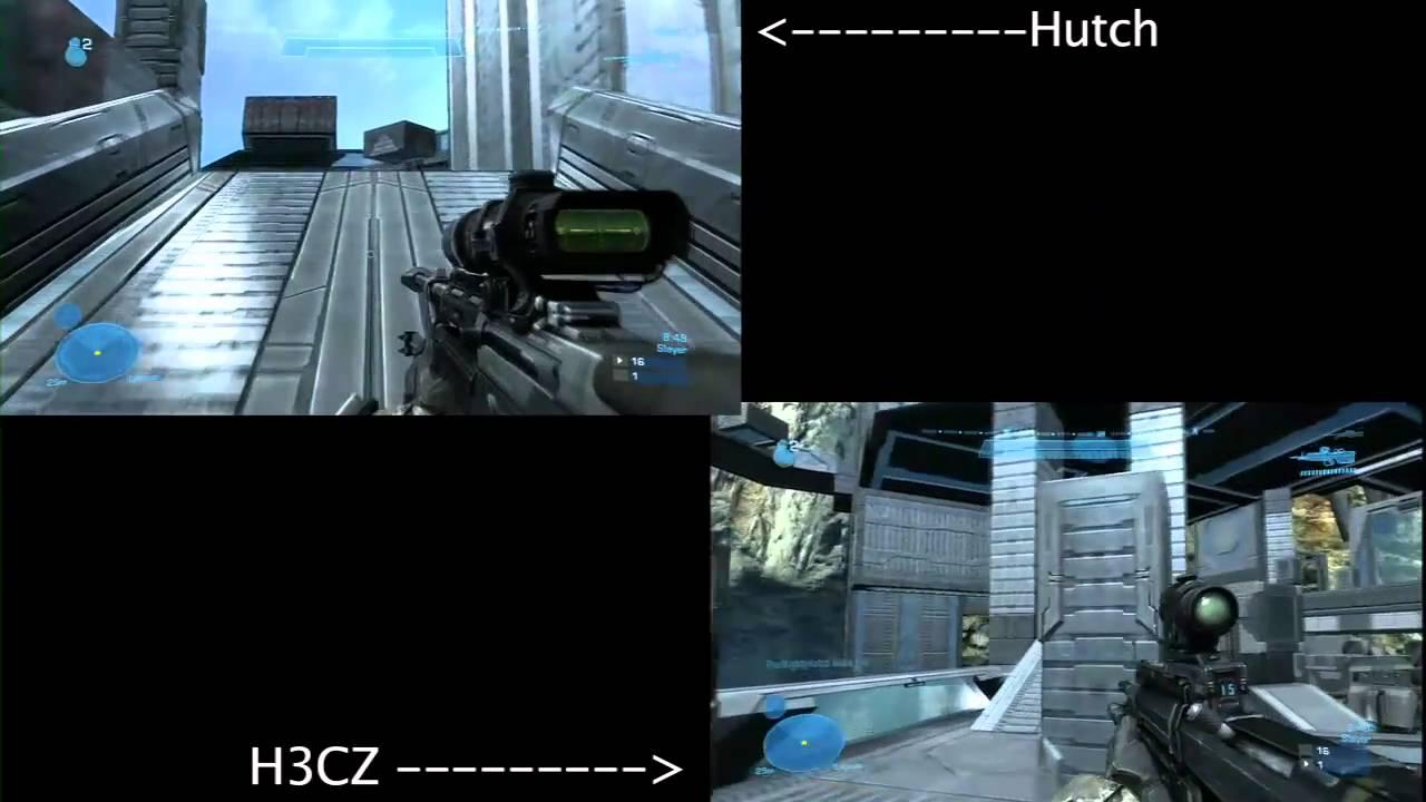 Hutch vs OpTic H3CZ :: Halo Reach 1v1 :: The Cage - YouTube