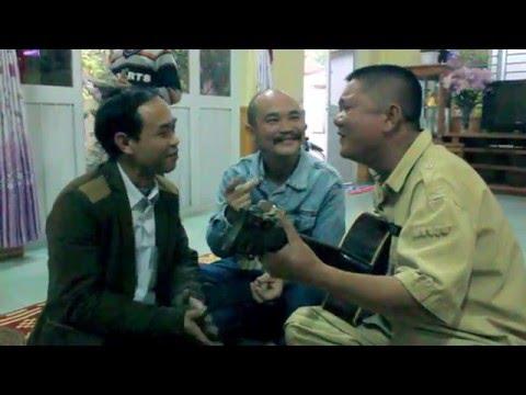 BA EM TRỒNG KHOAI LANG (nhạc chế Quê em miên Trung du - Tám Vọm)