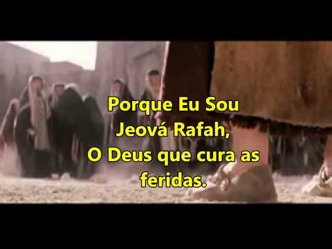 Jeová Rafah   Rozeane Ribeiro Playback e Legendado