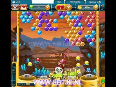 Bubble Origins level 7