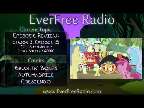 EverFree Radio Episode 11 - Ah didn't learn anythin'!