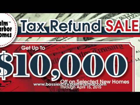 Watch Video of TRIPLE YOUR TAX REFUND SALE