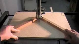 Miter Sled For Band Saw Woodworking How To Project For