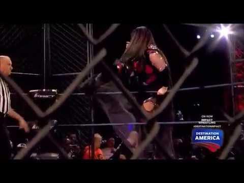 TNA Lockdown Havok vs Awesome Kong Full Match