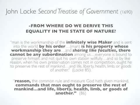 second treatise of civil government thesis What do you think is a good thesis for john locke's second treatise of civil government more questions i need help in making a thesis statement about john locke [treatise government.
