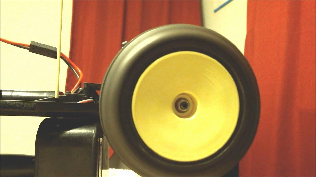 Ballooning tires and ceramic bearing spin test brushless for Brushless motor ceramic bearings