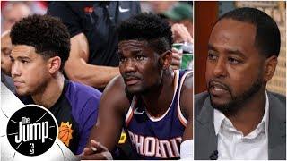 Ex-Suns exec Amin Elhassan reacts to Phoenix's dramatic week | The Jump espn