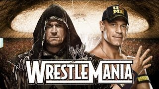 The Undertaker Vs John Cena Wrestlemania 31 Promo HD (New