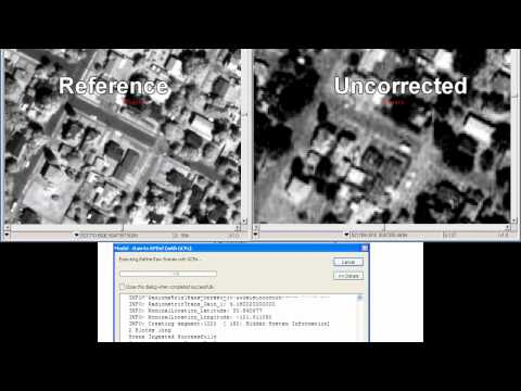 GeoImaging Tools for ArcGIS