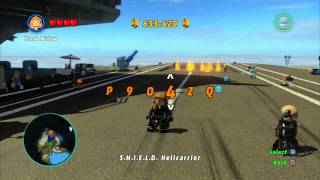 LEGO Marvel Superheroes Unlock Black Cat Cheat Code