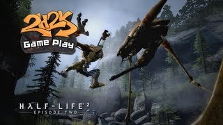 [Half-Life 2- Episode Two - Gameplay]
