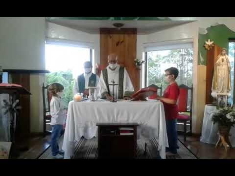 Santa Missa | 15.01.2021 | Sexta-feira | Padre José Sometti | ANSPAZ
