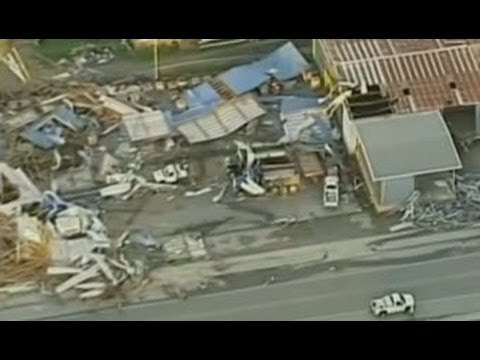 US storm triggers deadly tornadoes | 14 dead in Arkansas, Oklahoma