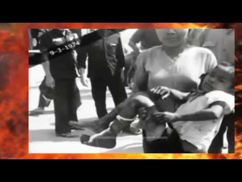 Việt Cộng pháo kích sát hại học sinh Trường Tiểu Học Cai Lậy