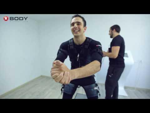 """""""XBODY Azerbaijan"""" fitnes studiyasının qonağı Tural Məmmədli"""