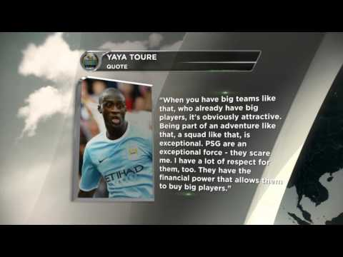 Yaya Toure zu Paris Saint-Germain?