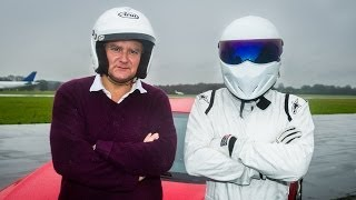 TOP  GEAR  Hugh  Bonneville Behind the Scenes in the Reasonably Priced Car – Feb 10 BBC AMERICA