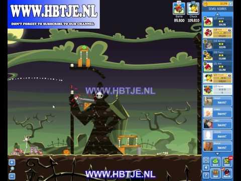 Angry Birds Friends Tournament Level 1 Week 77 halloween (tournament 1) no power-ups