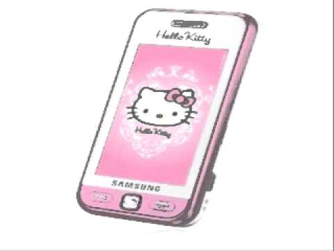 Samsung star hello kitty - recenze telefonu s 17eenskou kr0e1sou picture