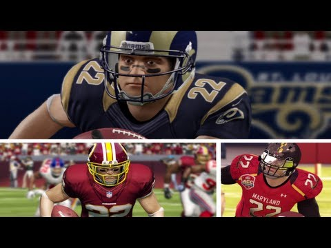 NCAA Football 13 - Road to Glory Ep.36 The NFL