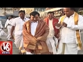 Actor Sunil Visits Tirumala..
