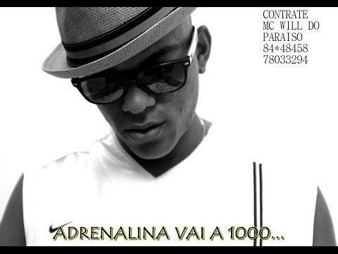 MC WILL DO PARAISO - ADRENALINA VAI A MIL (( LANÇAMENTO PESADO ))