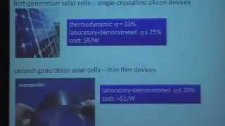 Emily Carter on computational modeling of materials for energy applications