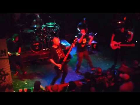 Chimaira Live at Studio Seven, Seattle on 8-11-13: Severed, Wrapped in