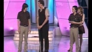 КВН Лучшее: КВН Высшая лига (2009) 1/4 - Федор Двинятин - Приветствие