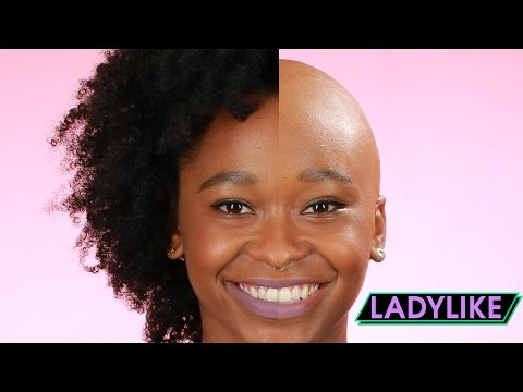 Women Go Bald For A Day • Ladylike