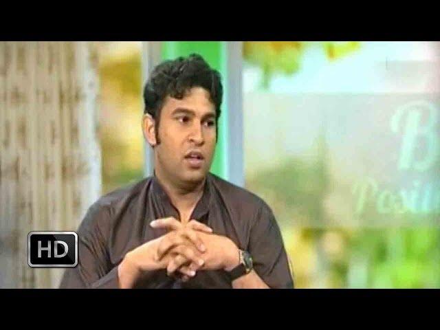 B Positive - Activist Sabeer Thirumala talks about Sindhuram Charitable Trust