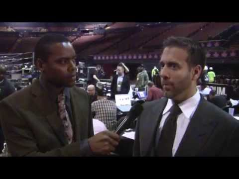 Max Kellerman on Floyd Mayweather vs Manny Pacquiao, Juan Manuel Marquez & HBO Boxing fights