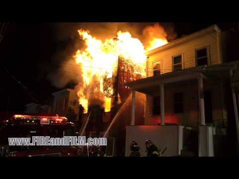 Fatal house fire - Pottsville, PA - 05/12/2013