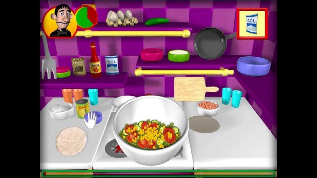 Jeux de cuisine gratuit t l chargement gratuit en fran ais 2013 youtube - Jeux gratuits pour fille de cuisine ...
