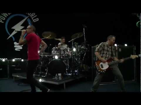 Linkin Park - &quot;New Divide&quot; live at Rio+Social 2012