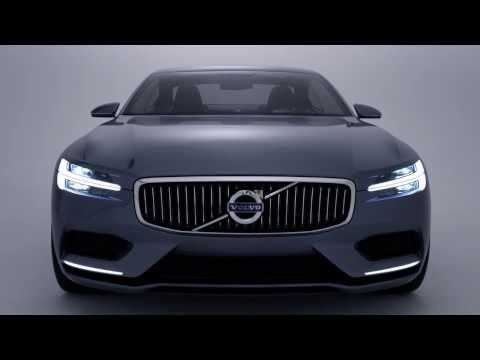 Introducing the Volvo Concept Coupe .