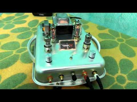 Amplificador Valvulado Caseiro (PY2SMD)