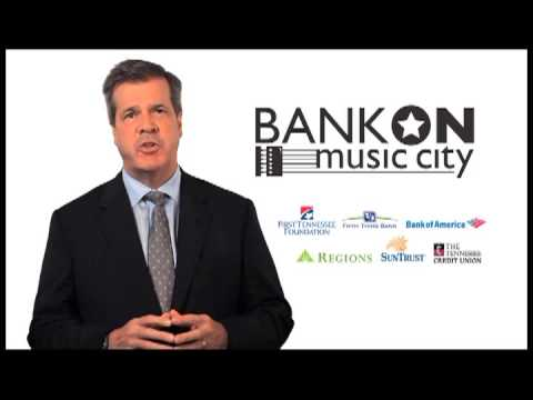 2012 Bank On Music City - Mayor Karl Dean PSA