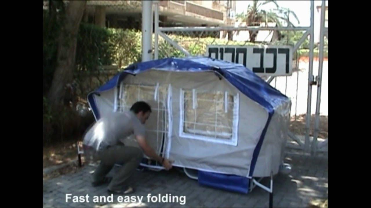Mobile Homeless Shelter : Mobile shelter youtube