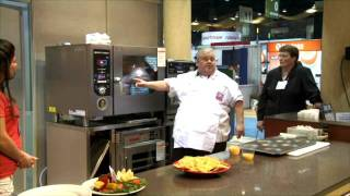 Henny Penny Combi Oven Demo