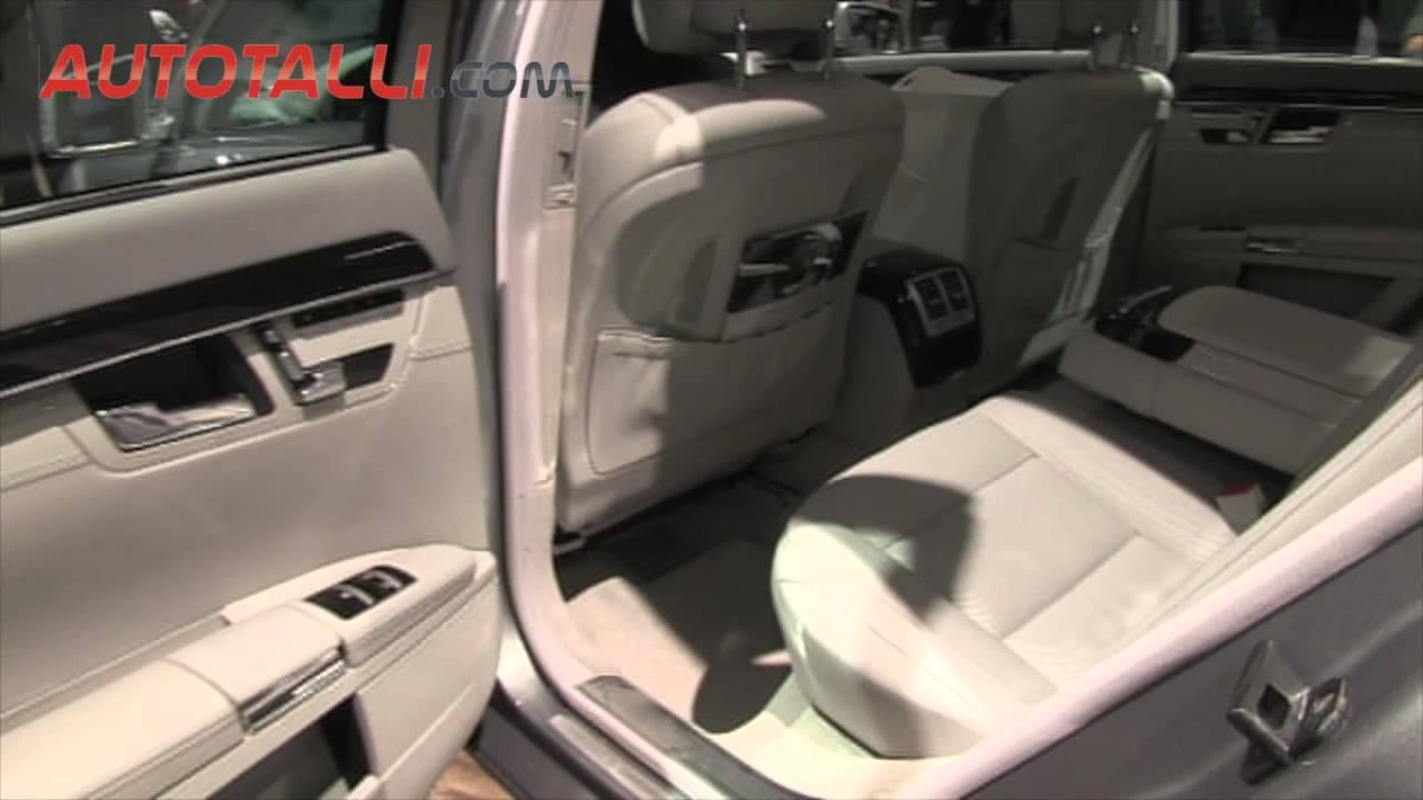 Mercedes benz s 250 cdi blueefficiency 2012 for Mercedes benz s250