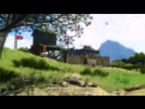 Farcry 3 caçando animais AXEI UM TUBARÃO !!