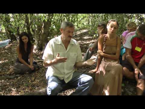 Экскурсия к дольменам (часть 1)